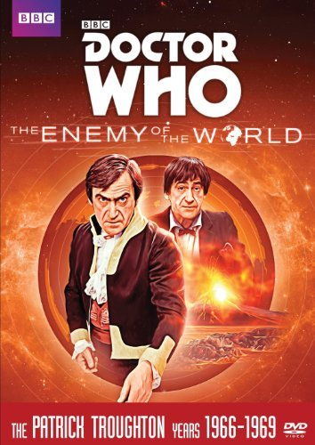 Dr Who The Enemy Of The World Dr Who The Enemy Of The World