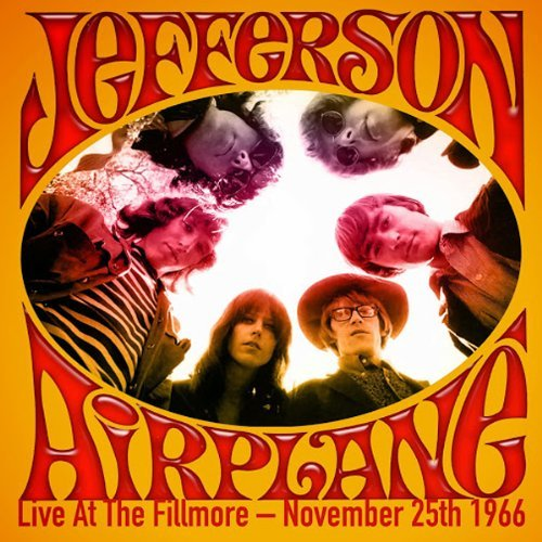 Jefferson Airplane Live At The Fillmore 11 25 66