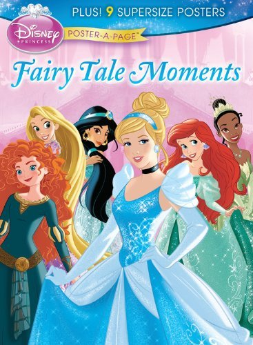 Disney Disney Princess Poster A Page Fairy Tale Moments