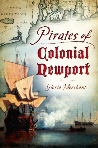 Gloria Merchant Pirates Of Colonial Newport