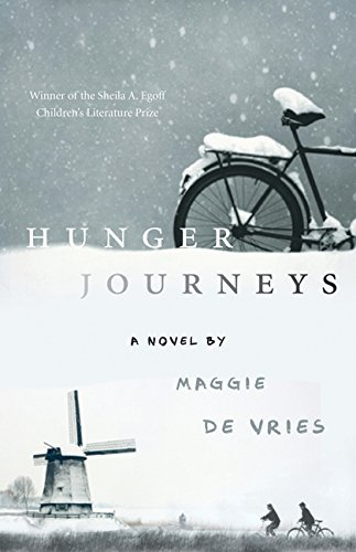 Maggie De Vries Hunger Journeys
