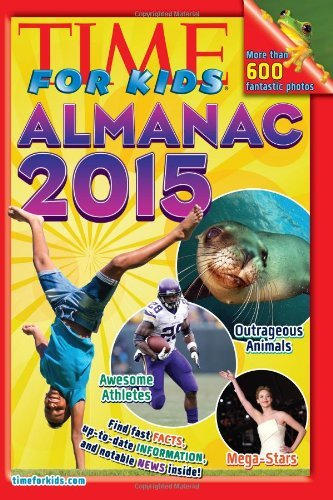Sarah Parvis Time For Kids Almanac 2015