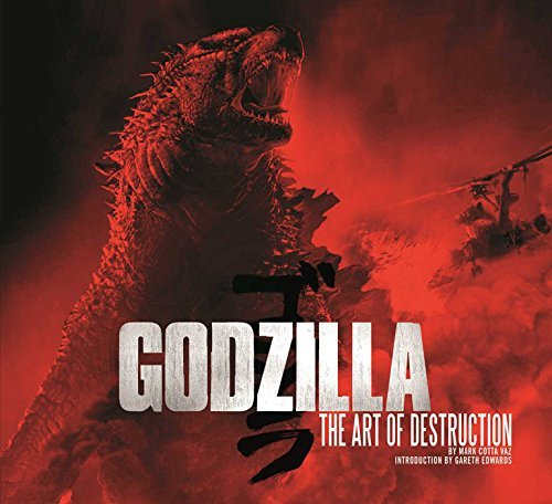 Mark Cotta Vaz Godzilla The Art Of Destruction