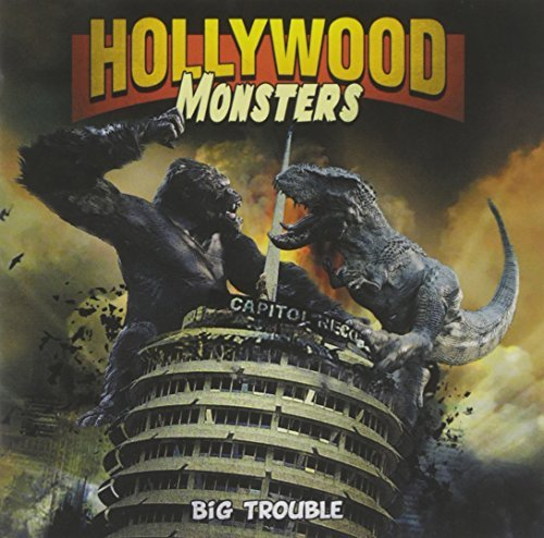 Hollywood Monsters Big Trouble