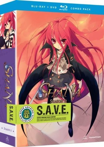 Shakugan No Shana Season 2 Blu Ray DVD Ur
