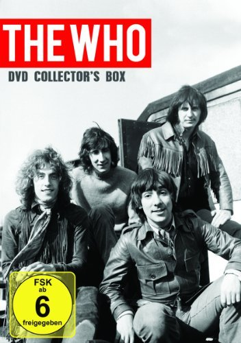 Who DVD Collector's Box