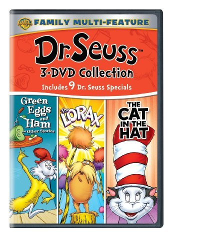Dr Seuss Triple Feature Dr Seuss Triple Feature