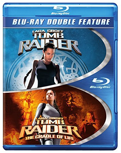 Lara Croft Tomb Rader Lara Croft Cradle Of Life Double Feature Blu Ray