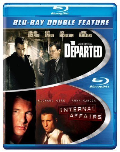 Internal Affairs Departed Double Feature Blu Ray R