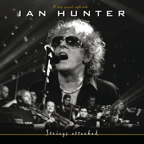 Ian Hunter Strings Attached 2 CD