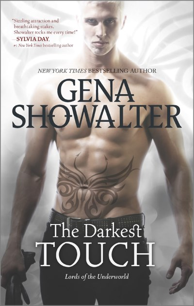 Gena Showalter The Darkest Touch