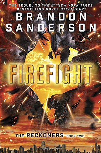 Brandon Sanderson Firefight