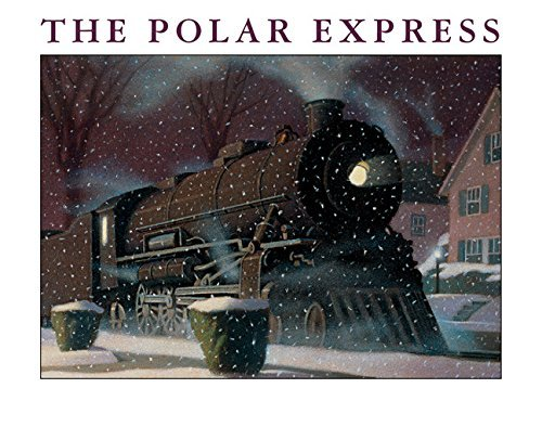 Chris Van Allsburg The Polar Express Big Book