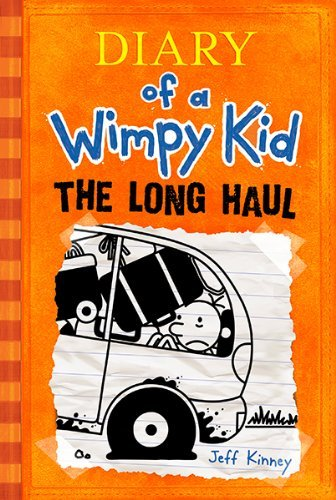 Jeff Kinney Diary Of A Wimpy Kid The Long Haul
