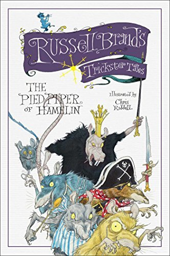 Russell Brand The Pied Piper Of Hamelin