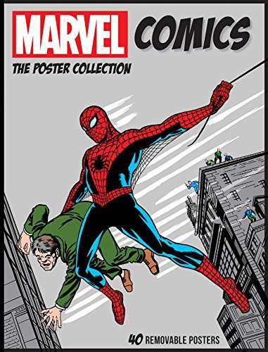 Marvel Comics Marvel Comics The Poster Collection