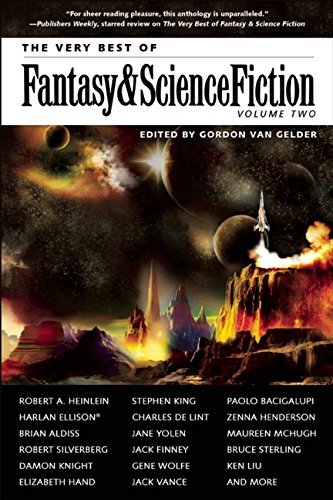 Gordon Van Gelder The Very Best Of Fantasy & Science Fiction Volume