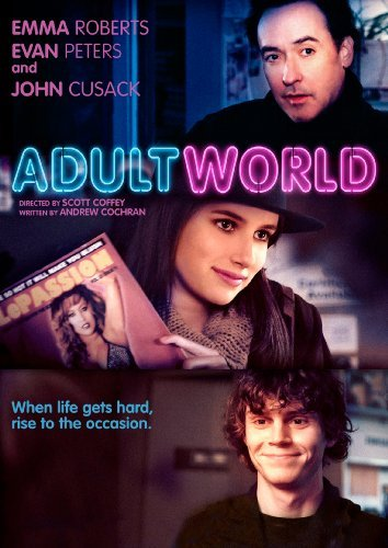 Adult World Roberts Cusack Peters DVD R