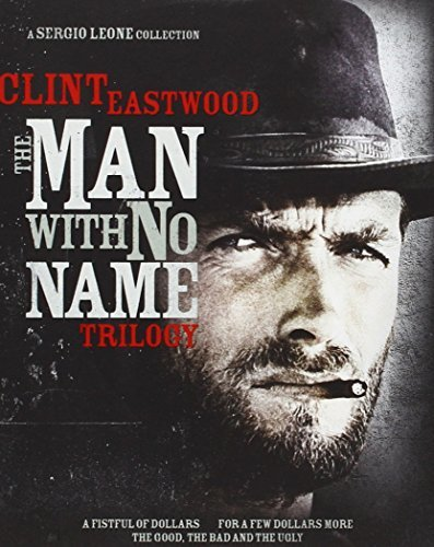 Man With No Name Trilogy Eastwood Clint Blu Ray