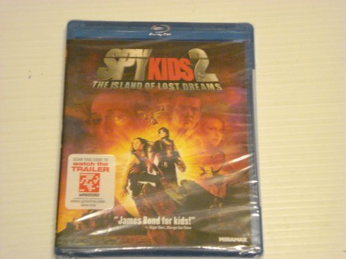 Spy Kids 3 Game Over Blu Ray