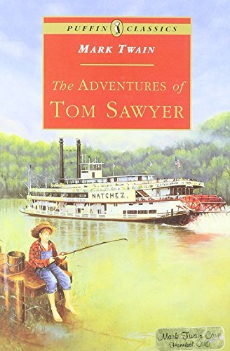 Mark Twain The Adventures Of Tom Sawyer (puffin Classics)