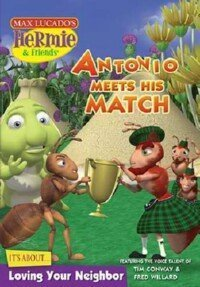 Hermie & Friends Antonio Meets His Match DVD
