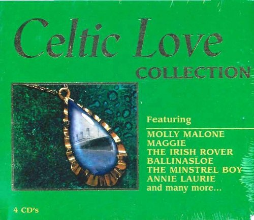 Celtic Love (collection) Volumes I Iv