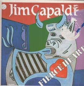 Jim Capaldi Fierce Heart [vinyl Lp Record]