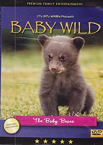 Itty Bitty Wildlife Presents Baby Wild The Baby Be