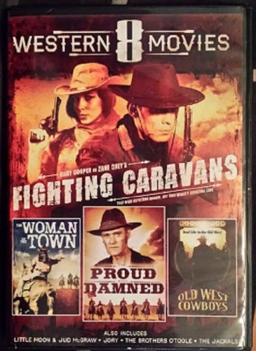 8 Movie Western Pack V.8 8 Movie Western Pack V.8