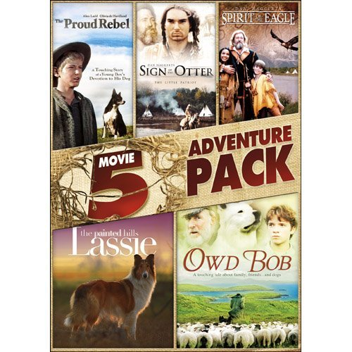 5 Movie Family Adventure Pack 5 Movie Family Adventure Pack