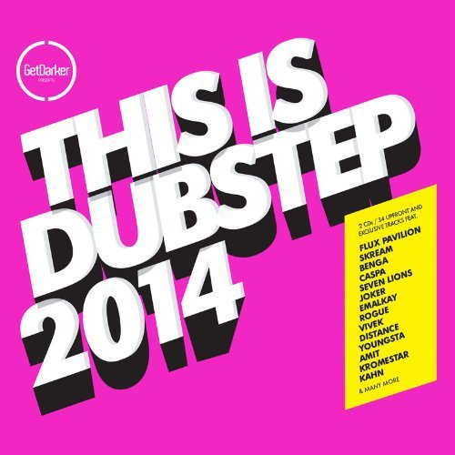 This Is Dubstep 2014 This Is Dubstep 2014 Import Gbr 2 CD