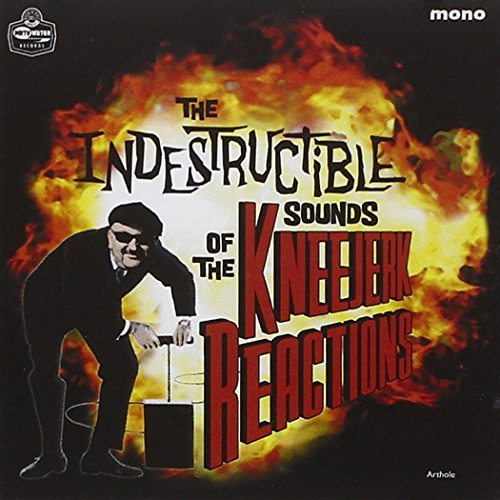 Kneejerk Reactions Indestructible Sounds Of Indestructible Sounds Of