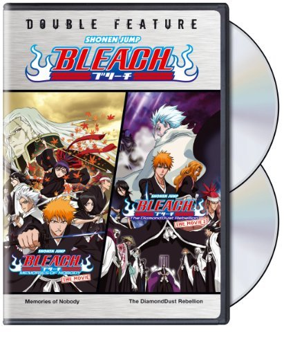 Bleach Movies Double Feature Bleach Movies Double Feature