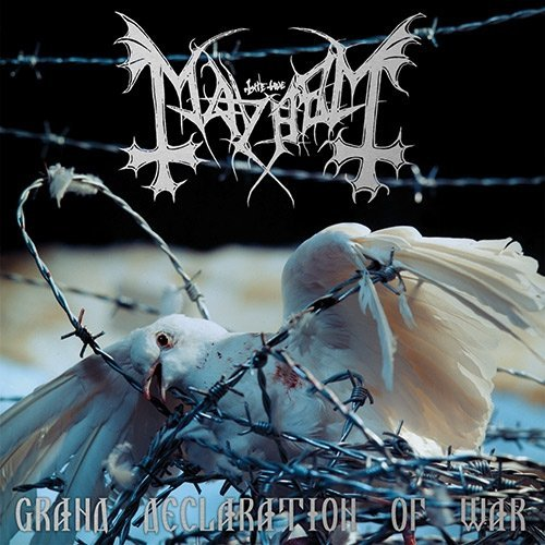 Mayhem Grand Declaration Of War 2 CD