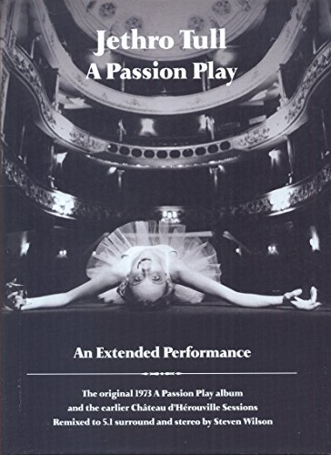 Jethro Tull Passion Play 2 CD 2 DVD