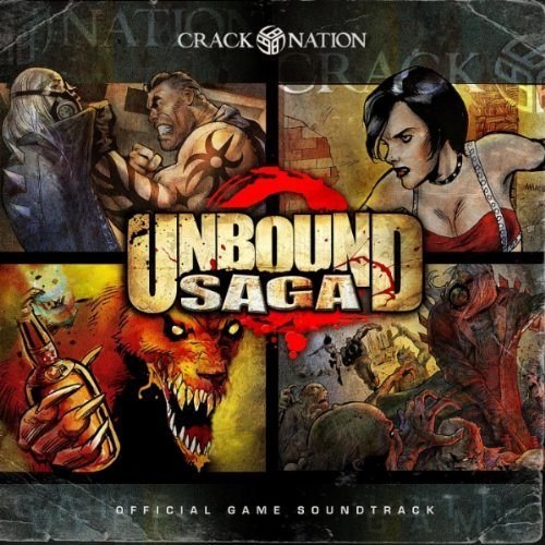 Dj Acucrack Unbound Saga Official Game Sou Import Can