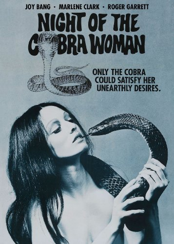 Night Of The Cobra Woman Night Of The Cobra Woman DVD R