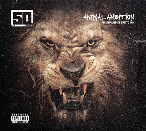 50 Cent Animal Ambition An Untamed Desire To Win Explicit Includes DVD Deluxe Edition