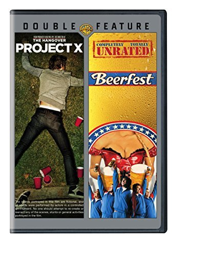 Project X Beerfest Double Feature DVD