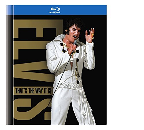 Elvis That's The Way It Is Elvis That's The Way It Is Blu Ray