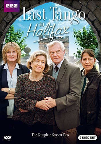 Last Tango In Halifax Season 2 DVD