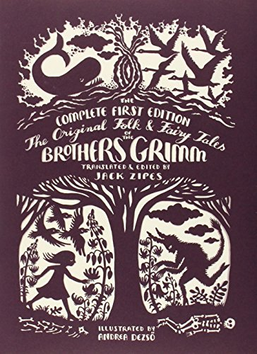 Jacob Grimm The Original Folk And Fairy Tales Of The Brothers
