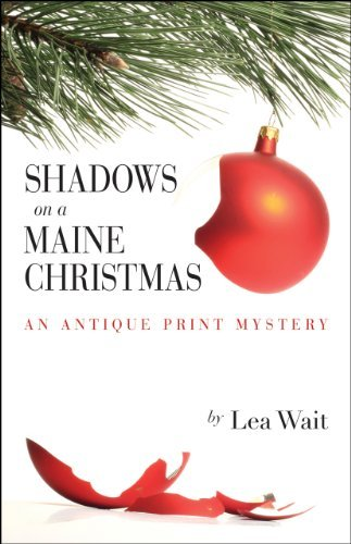 Lea Wait Shadows On A Maine Christmas