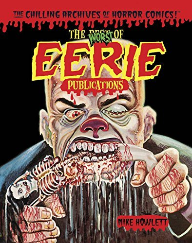 Various Worst Of Eerie Publications (chilling Archives Of