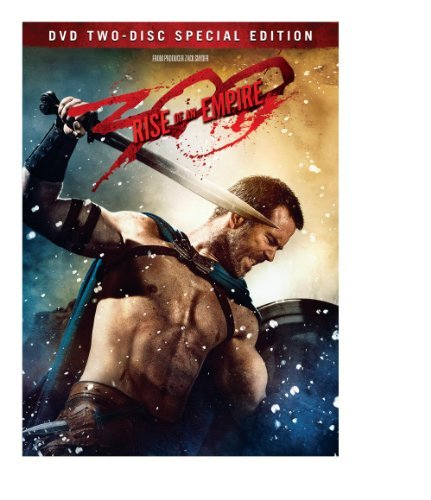 300 Rise Of An Empire Stapleton Green DVD Uv R