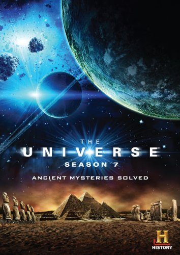 Universe Season 7 Ancient Mysteries Solved DVD Nr