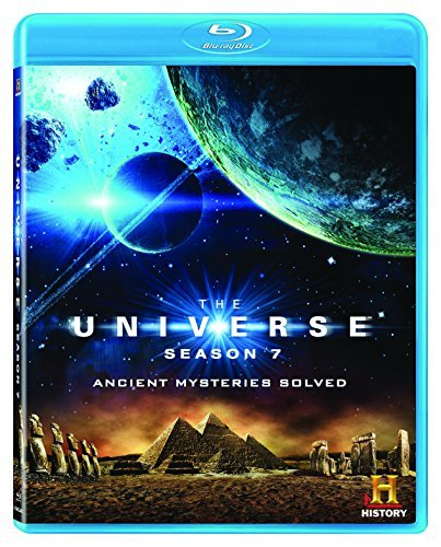 Universe Season 7 Ancient Mysteries Solved Blu Ray Nr