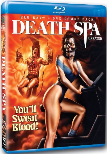 Death Spa Death Spa Blu Ray DVD Nr Ws