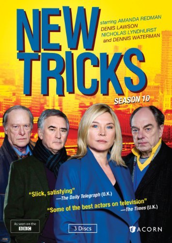 New Tricks Season 10 DVD Nr Ws